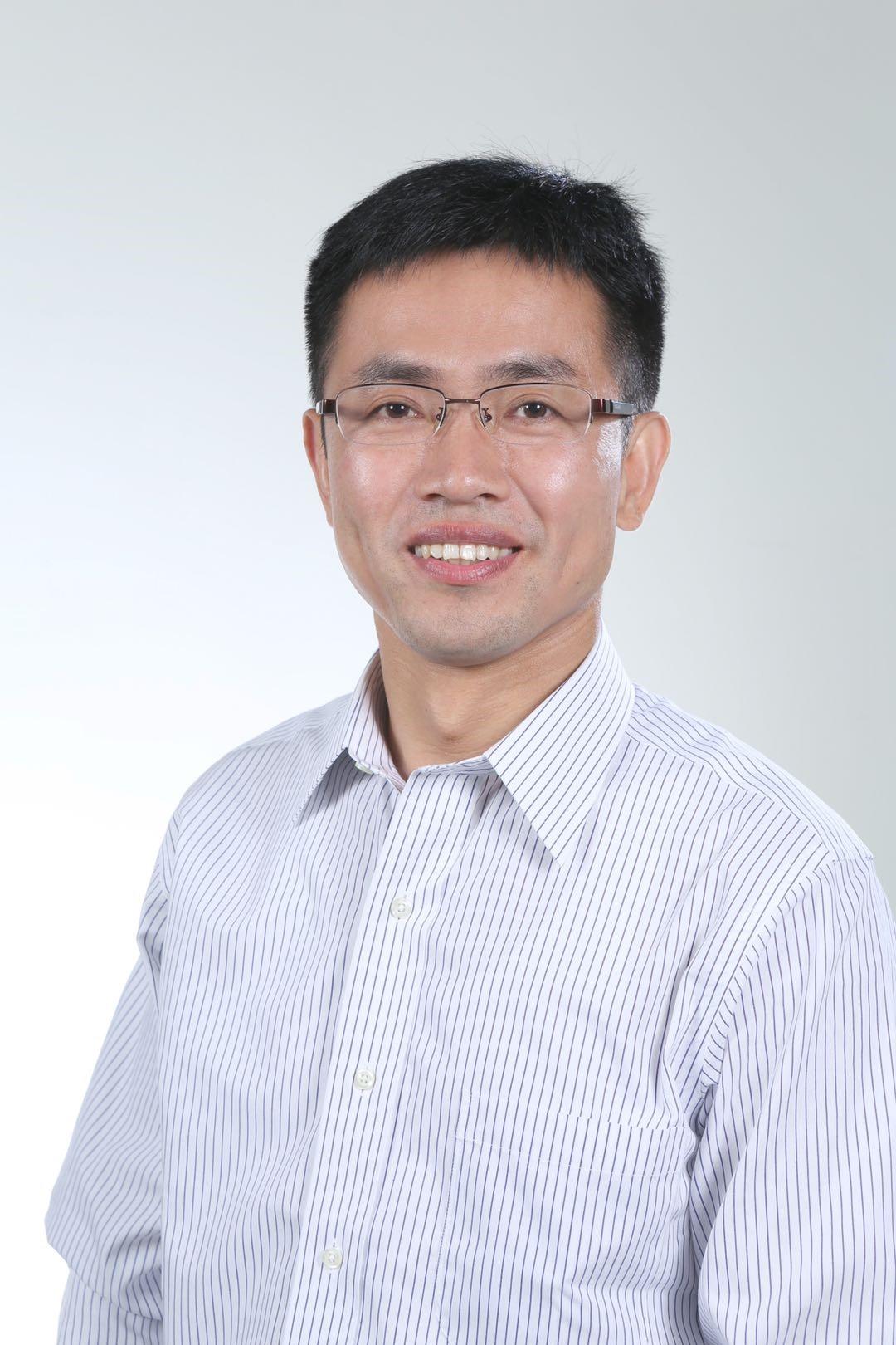 有孚网络华北总经理、北京市通信行业协会副理事长商彦强博士