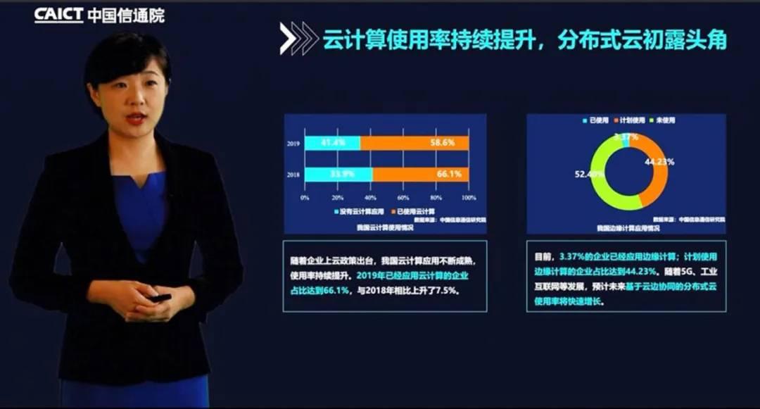 中国信通院云计算与大数据研究所副所长栗蔚解读《云计算发展白皮书》