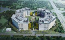"""国家东南健康医疗大数据中心""""八角大楼""""基本完工"""