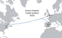 谷歌建第四条私人海底光缆 将推进5G移动边缘计算