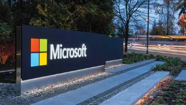 微软官方照片