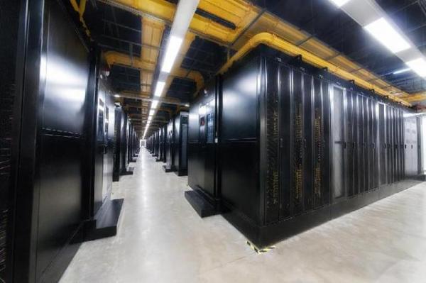 腾讯西部云计算数据中心二期机房