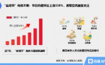 """百度发布重阳节搜索大数据:""""重阳节""""搜索热度上涨338%"""