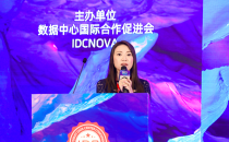 【IDCC2020】新意网集团有限公司业务拓展部助理副总裁COCO CHENG:新时代新基建