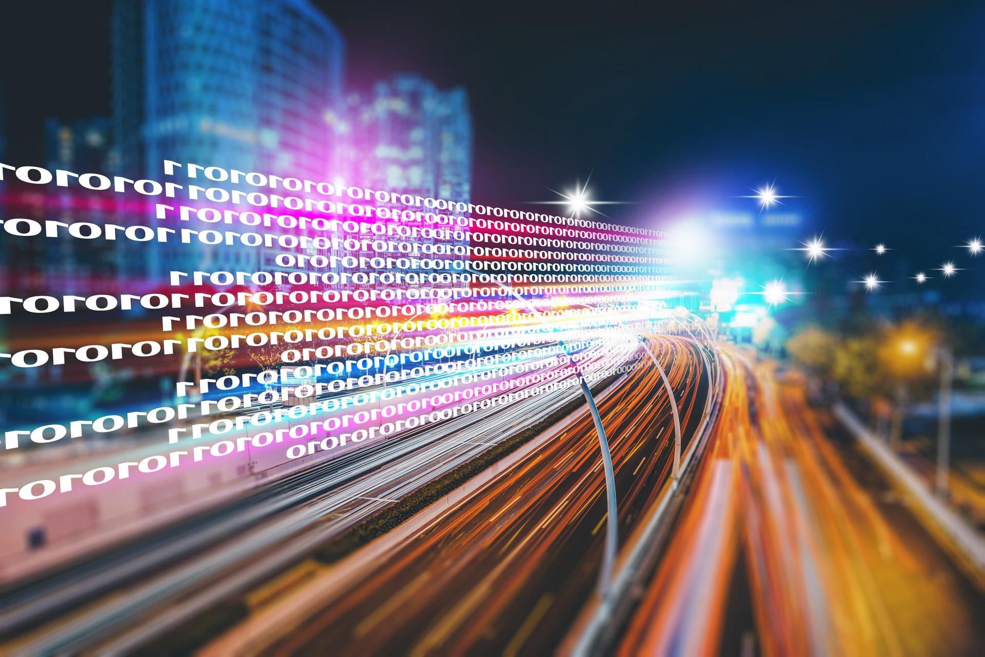 智慧城市大数据流动云计算