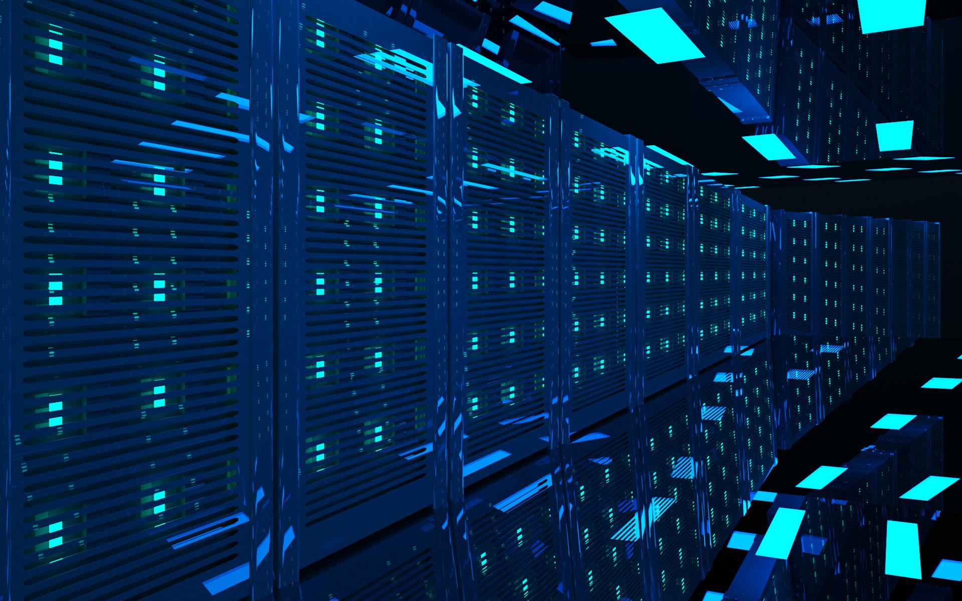 数据中心深蓝
