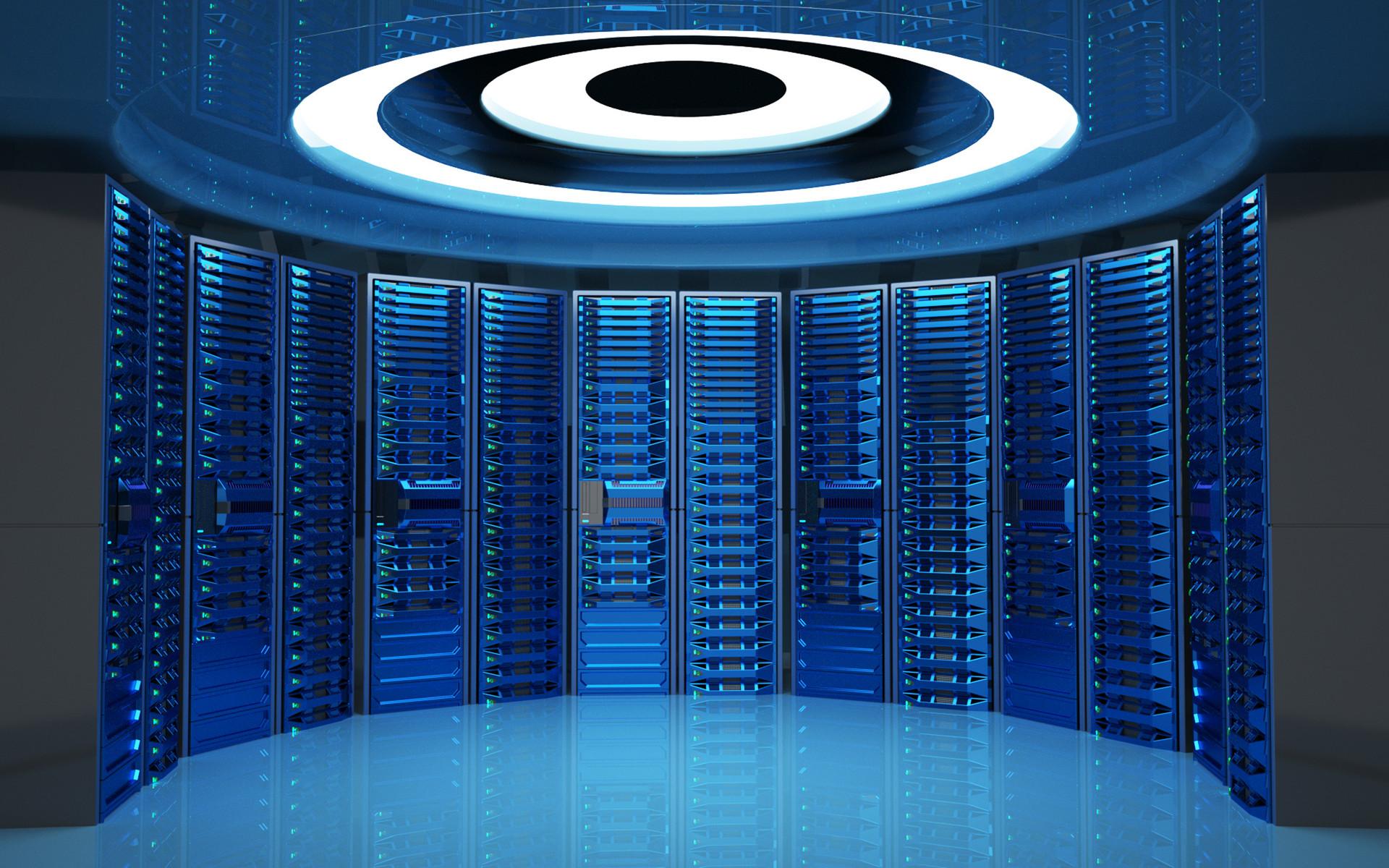 数据中心圆环