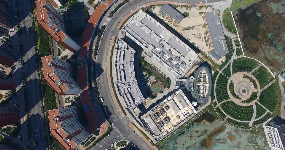 腾讯首个大型自建数据中心服役十年,曾是亚洲最大互联网数据中心
