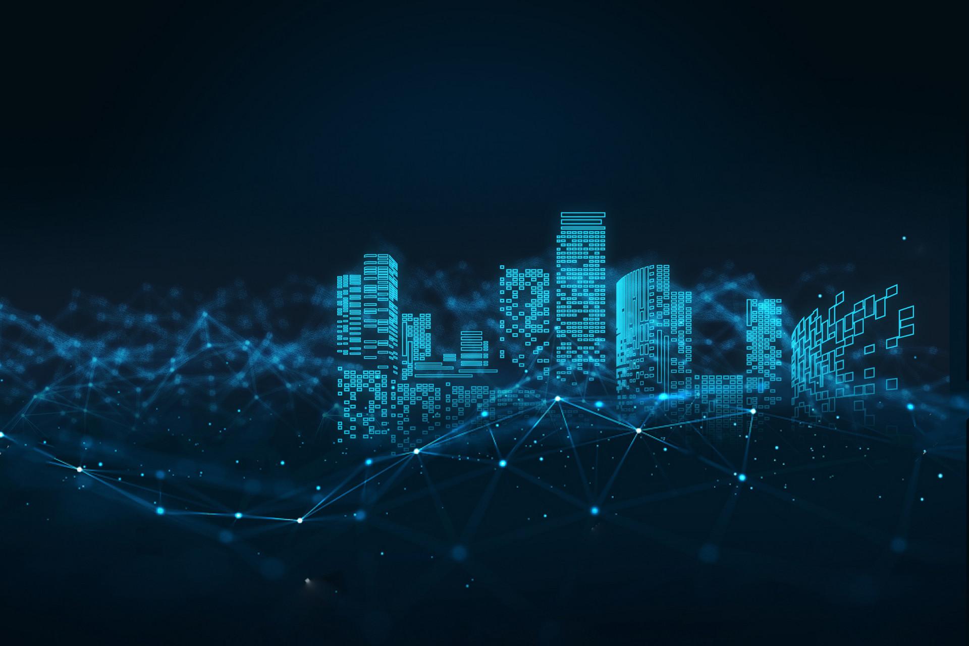智慧城市大数据数字孪生