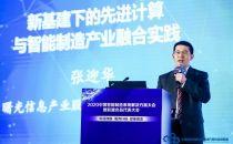 张迎华:先进计算赋能智能制造和工业互联网,助力中国制造业高质量发展