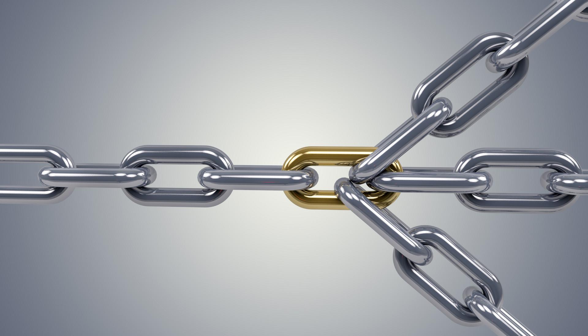 区块链关键链条