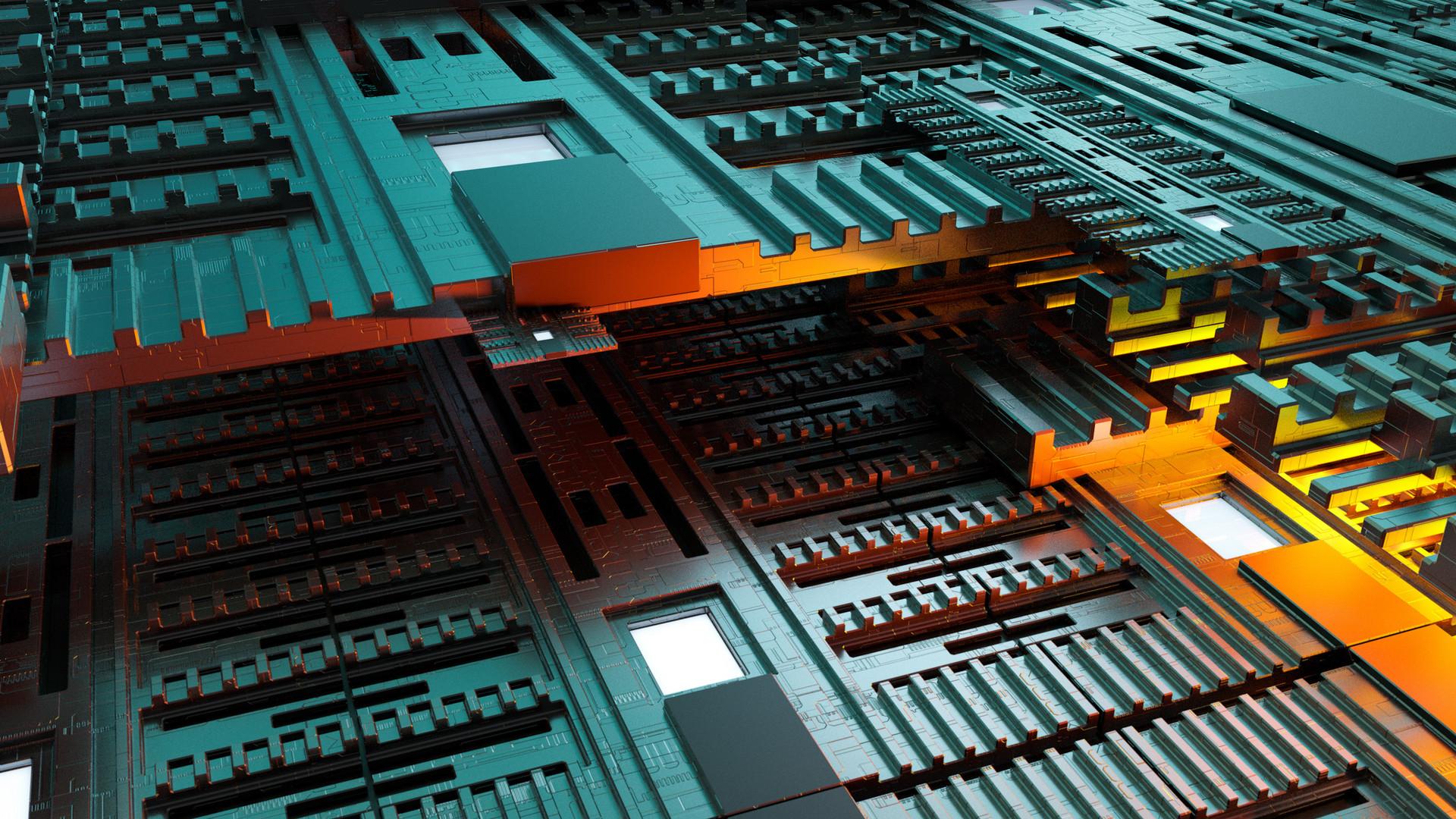 钢铁芯片数字科技