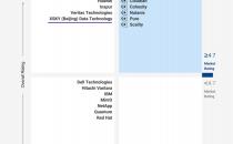 XSKY连续两年入选Gartner全球分布式文件与对象存储VoC四象限报告