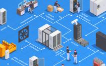 2020年全球数据中心基础设施收入1650亿美元