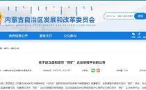 """内蒙古设立虚拟货币""""挖矿""""企业举报平台,举报范围有四项"""