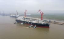 联通5G助力百年船厂开启智能造船时代
