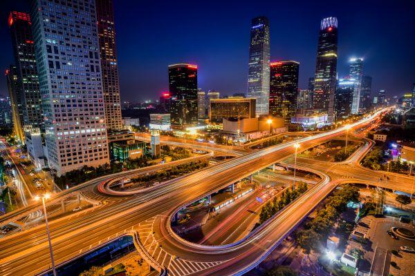 摄图网_501297763_北京国贸立交桥(企业商用)