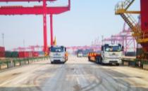 中国电信5G助力日照港跃上无人驾驶管理新台阶