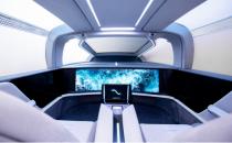 """首款L5级自动驾驶车辆面世!百度世界2021发布""""汽车机器人"""""""