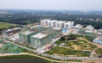 一期送电 三期封顶 5万机架的中国电信京津冀大数据基地新进展