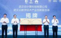武汉云正式启用 打造城市治理和数字经济发展创新引擎