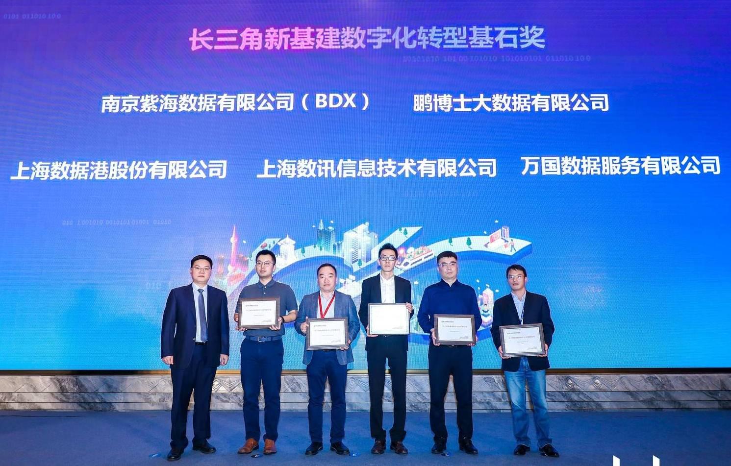 IDCC2021上海站基石奖